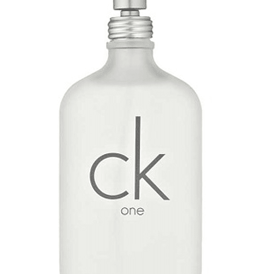 Perfume Ck One Unisex Edt 200 ml Tester