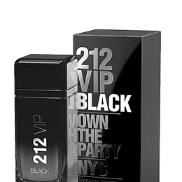 Perfume 212 Vip Black Varon Edp 100 ml