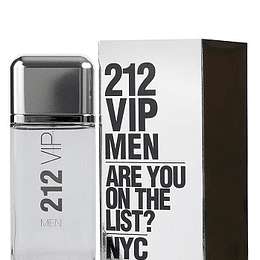 Perfume 212 Vip Varon Edt 200 ml