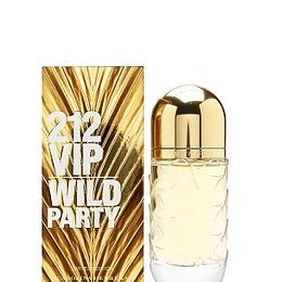 Perfume 212 Vip Wild Party Dama Edt 80 ml