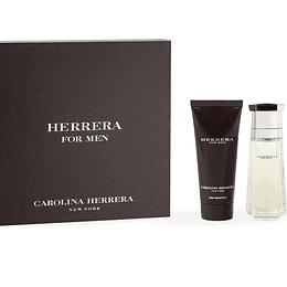 Perfume Carolina Herrera Varon Edt 100 ml Estuche