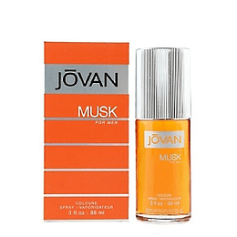 Perfume Jovan Musk Varon Edc 88 ml