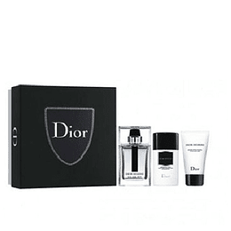 Perfume Dior Homme Eau For Men Varon Edt 100 ml Estuche