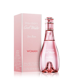 Perfume Cool Water Rose Dama Edt 100 ml