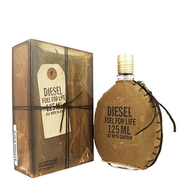 Perfume Fuel For Life Varon Edt 125 ml