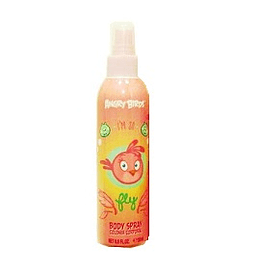 Colonia Angry Birds Unisex Body Mist 200 ml Tester