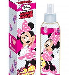 Perfume Minnie Mouse Niña Edc 200 ml