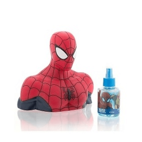 Perfume Spiderman Figura Niño Edc 100 ml