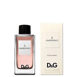 Perfume D & G L´ Imperatrice N 3 Dama Edt 100 ml