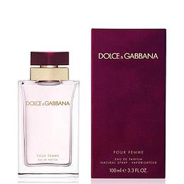 Perfume Dolce Gabanna Femme Dama Edp 100 ml
