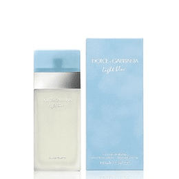Perfume Light Blue Dama Edt 100 ml