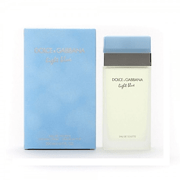 Perfume Light Blue Dama Edt 200 ml
