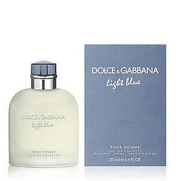 Perfume Light Blue Varon Edt 200 ml