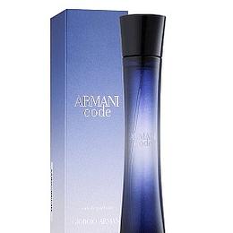 Perfume Armani Code Dama Edp 75 ml
