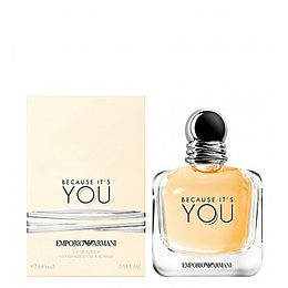 Perfume Because It´S U Armani Dama Edp 100 ml