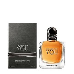 Perfume Stronger With U Armani Varon Edt 100 ml