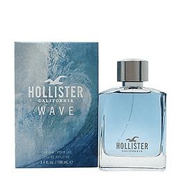 Perfume Hollister Wave Varon Edt 100 ml