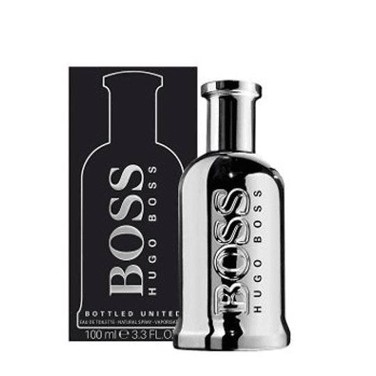 Perfume Boss Bottle United Varon Edt 100 ml