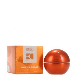 Perfume Boss Inmotion Orange Summer Varon Edt 40 ml