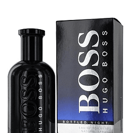 Perfume Boss Night Varon Edt 200 ml