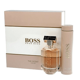 Perfume Boss The Scent Dama Edp 100 ml Estuche