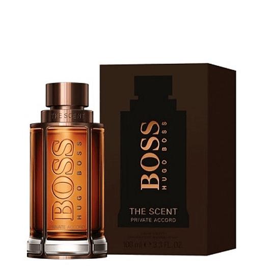 Perfume Boss The Scent Private Accord Varon Edt 100 ml