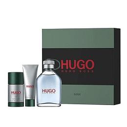 Perfume Hugo (Cantimplora) Varon Edt 125 ml Estuche