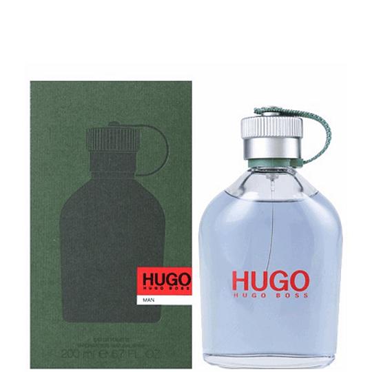 Perfume Hugo (Cantimplora) Varon Edt 200 ml