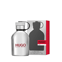 Perfume Hugo Ice Varon Edt 75 ml