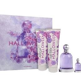 Perfume Halloween Dama Edt 100 ml 4 Pcs. Estuche