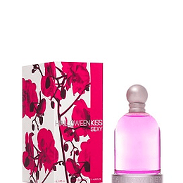 Perfume Halloween Sexy Kiss Dama Edt 100 ml