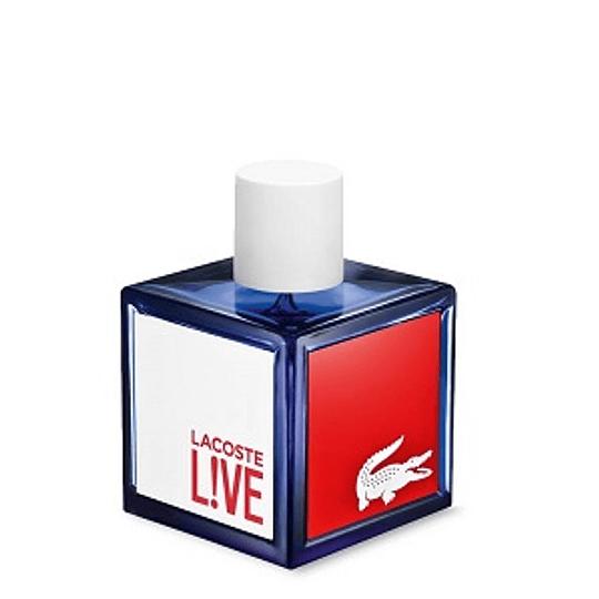 Perfume Lacoste Live Varon Edt 100 ml Tester