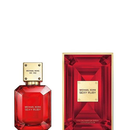 Perfume Sexy Ruby Michael Kors Dama Edp 30 ml
