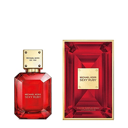 Perfume Sexy Ruby Michael Kors Dama Edp 50 ml