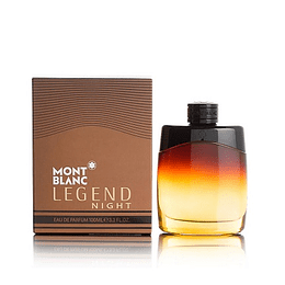 Perfume Mont Blanc Legend Night Varon Edp 100 ml