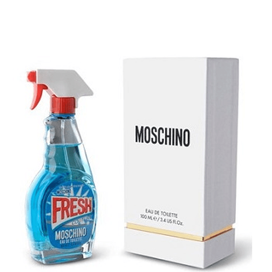 Perfume Fresh Couture Moschino Dama Edt 100 ml