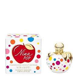 Perfume Nina Pop Dama Edt 80 ml