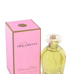 Perfume So De La Renta Dama Edt 100 ml