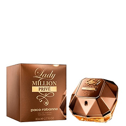 Perfume Lady Million Prive Dama Edp 80 ml