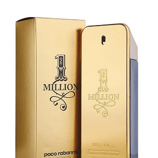 Perfume One Million Varon Edt 200 ml