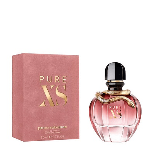 Perfume Xs Pure Dama Edp 80 ml