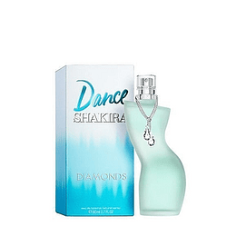 Perfume Shakira Dance Diamond Dama Edt 80 ml