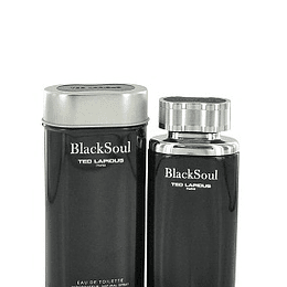 Perfume Black Soul Varon Edt 100 ml