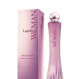Perfume Lapidus Woman Dama Edt 100 ml