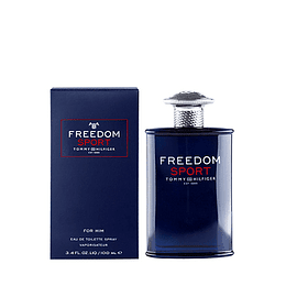 Perfume Freedom Sport Varon Edt 100 ml