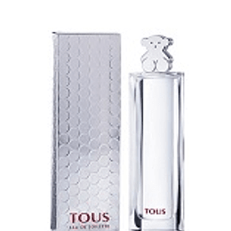 Perfume Tous Silver (Plateado) Dama Edt 90 ml