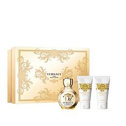 Perfume Eros Versace Dama Edp 50 ml Estuche