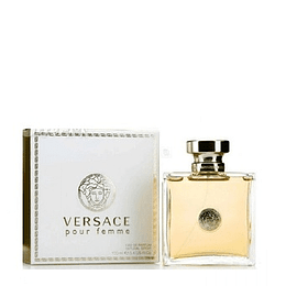 Perfume Versace Pour Femme Dama Edp 100 ml