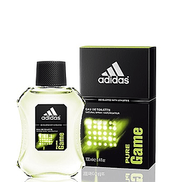 Perfume Adidas Pure Game Varon Edt 100 ml