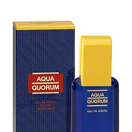 Perfume Aqua Quorum Varon Edt 100 ml